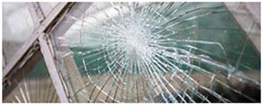 Oxford Smashed Glass
